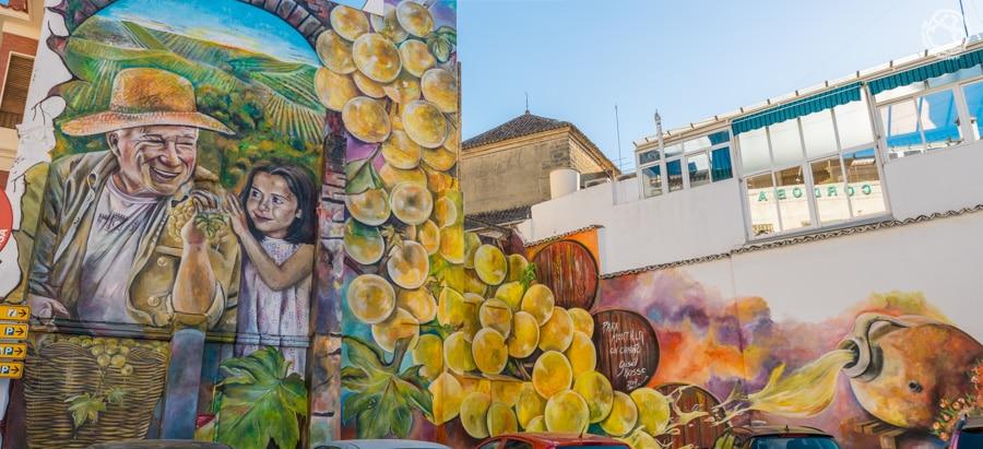 Arte Callejero Andalucía
