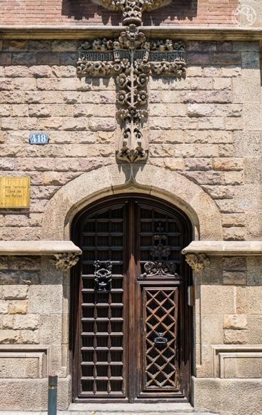 Museo de Barcelona Casa de les Punxes (3)