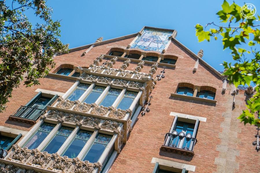 Museo de Barcelona la Casa de les Punxes (4)