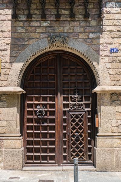 Museo de Barcelona Casa de les Punxes (5)