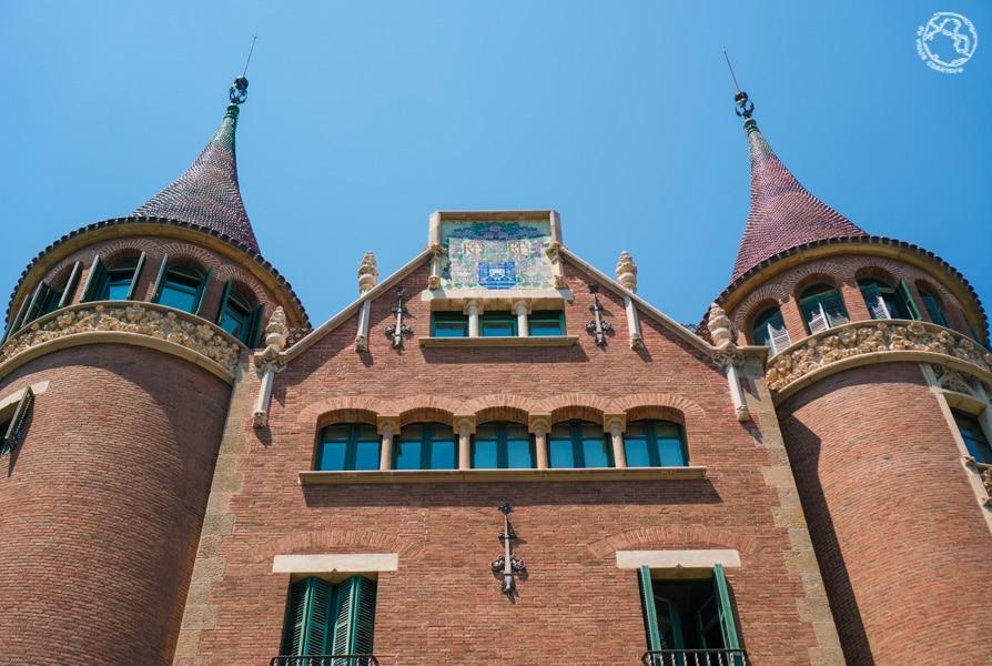 Museo de Barcelona, la Casa de les Punxes