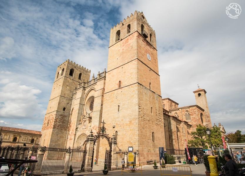 que ver en Sigüenza Catedral