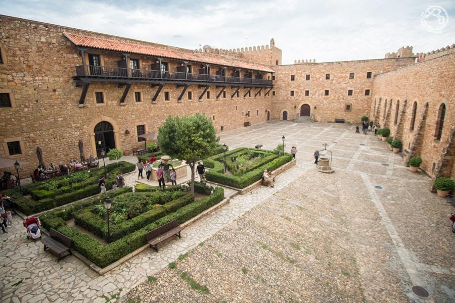 Parador de turismo Sigüenza Castillo