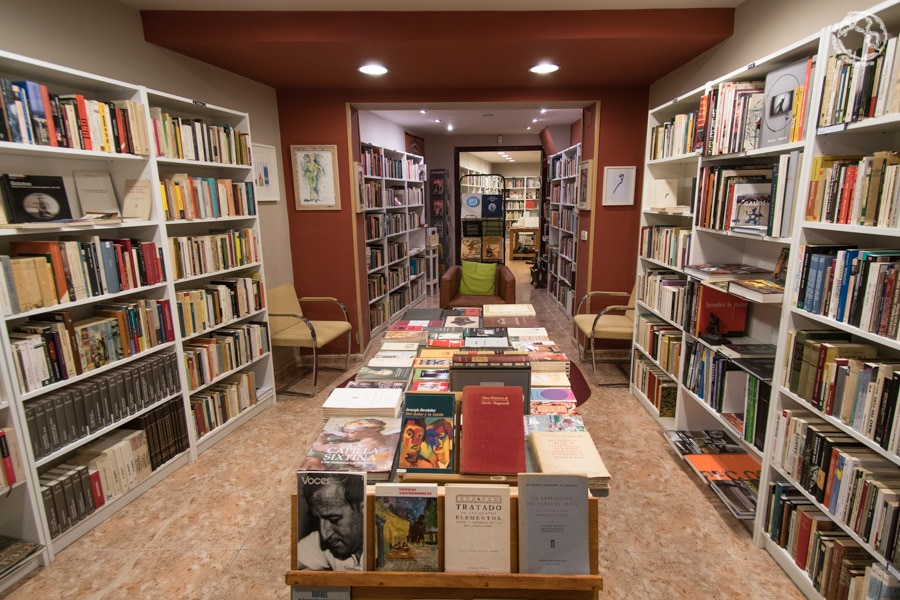 Librerías en Madrid-15
