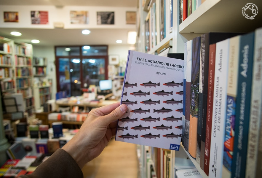 14 Librerías 14 Cafés Para Leer En Madrid Mapa Fotos