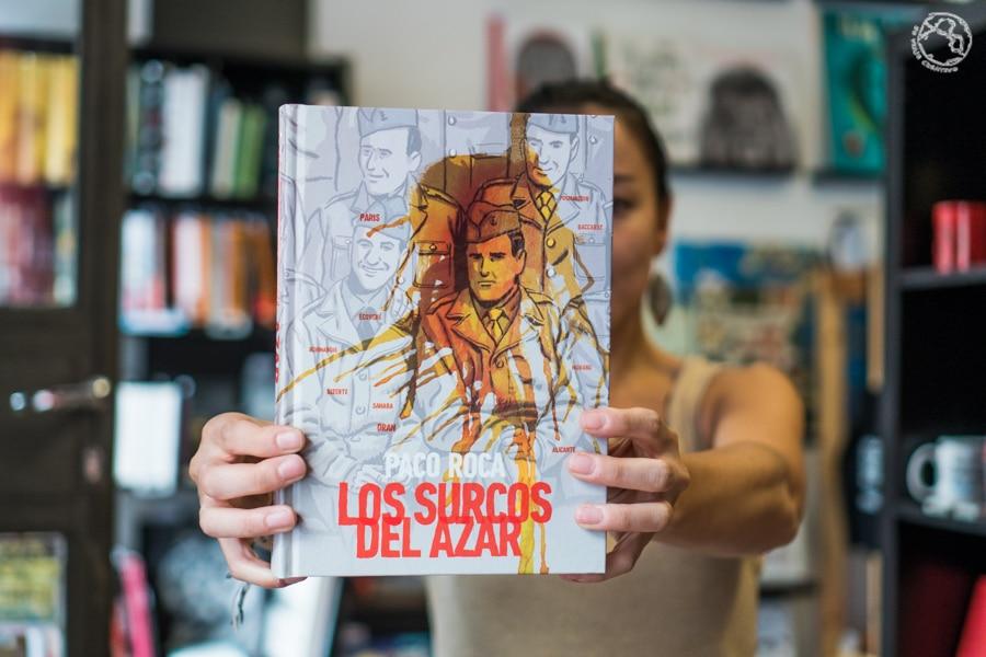 Librerías en Madrid-2