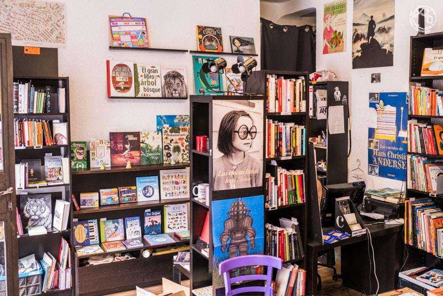 Librerías en Madrid-4