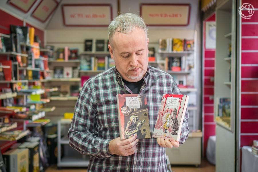 Librerías en Madrid-5