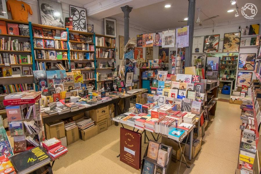 Librerías en Madrid-7