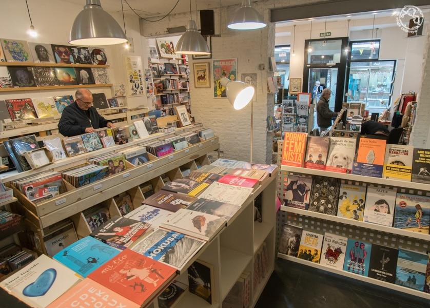 Librerías en Madrid