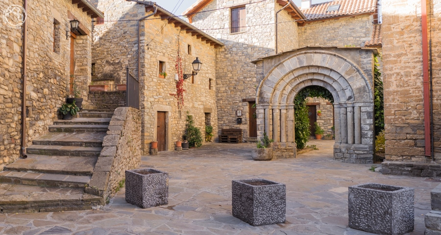 Pueblo de Fiscal, Huesca