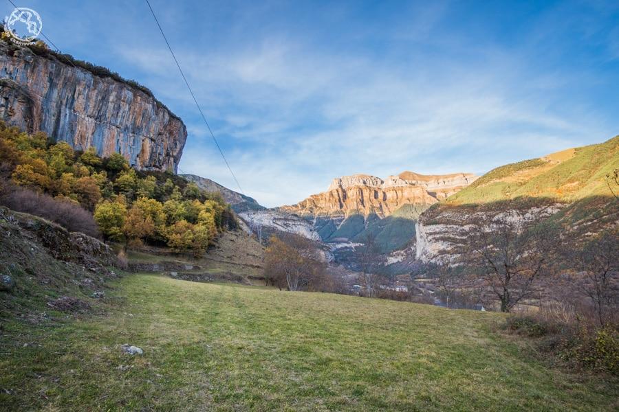 Pirineo aragonés, Ordesa
