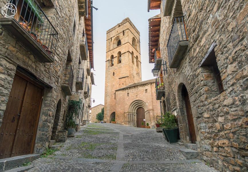 Pirineo aragonés Ordesa Aínsa