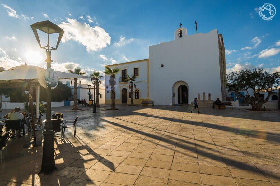 Capital de Formentera