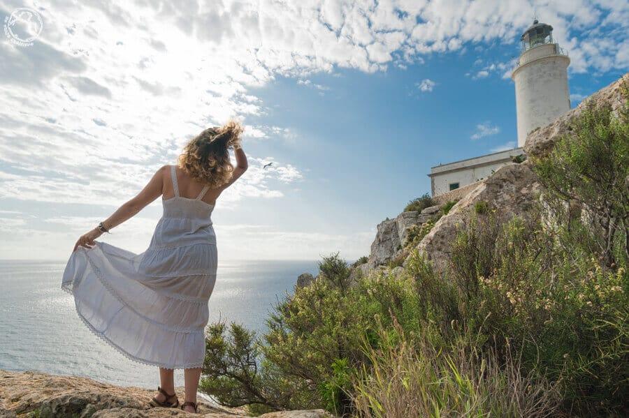 Faro de la Mola , qué ver en Formentera