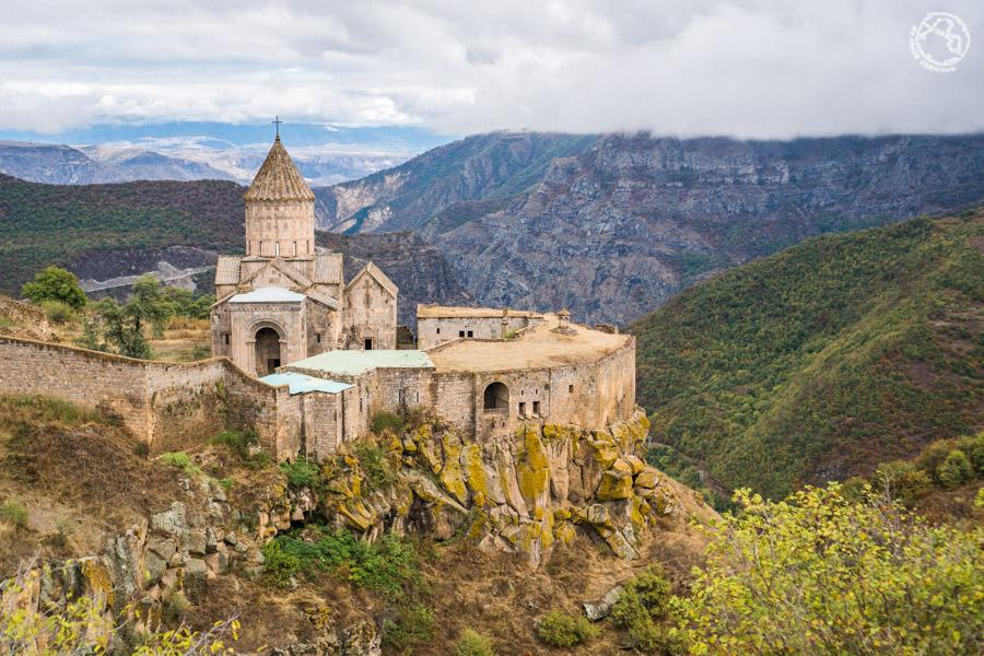 Monasterio de Tatev Armenia