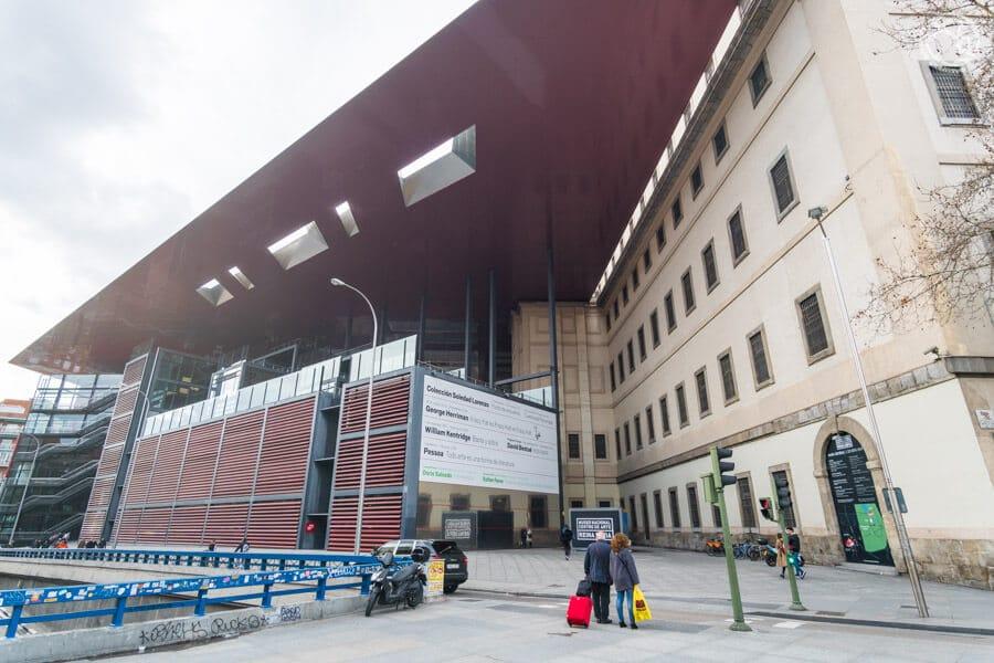 Museo Reina Sofía, museos de Madrid