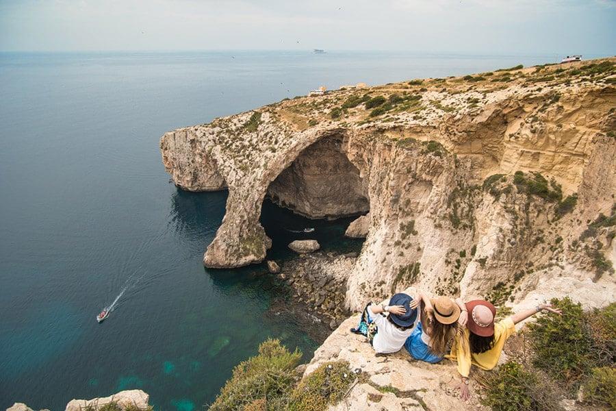 Qué ver en Malta, Blue Grotto