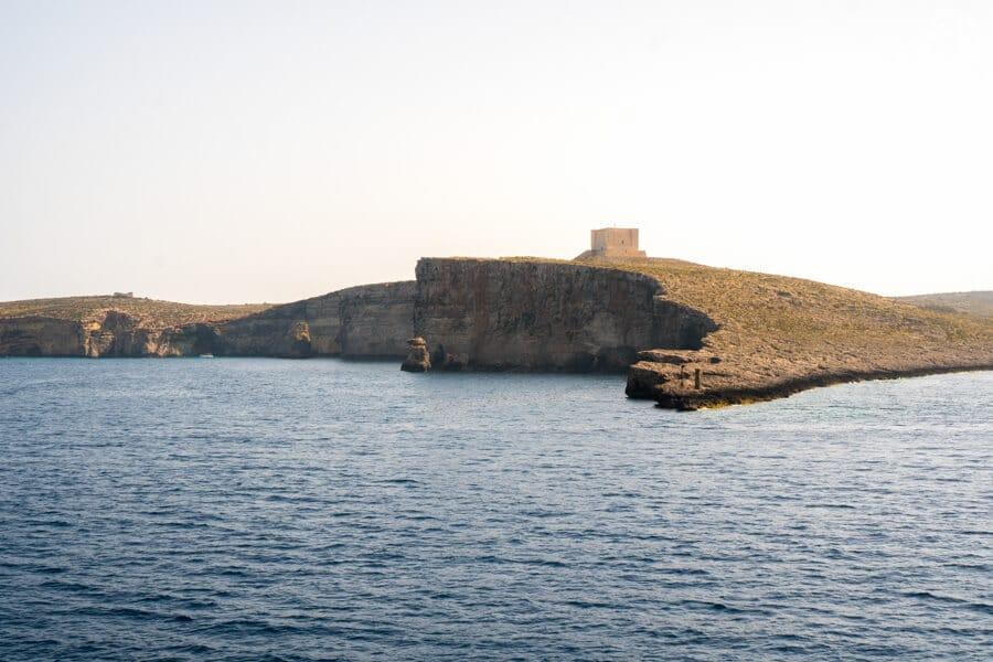 qué ver en Comino, Malta