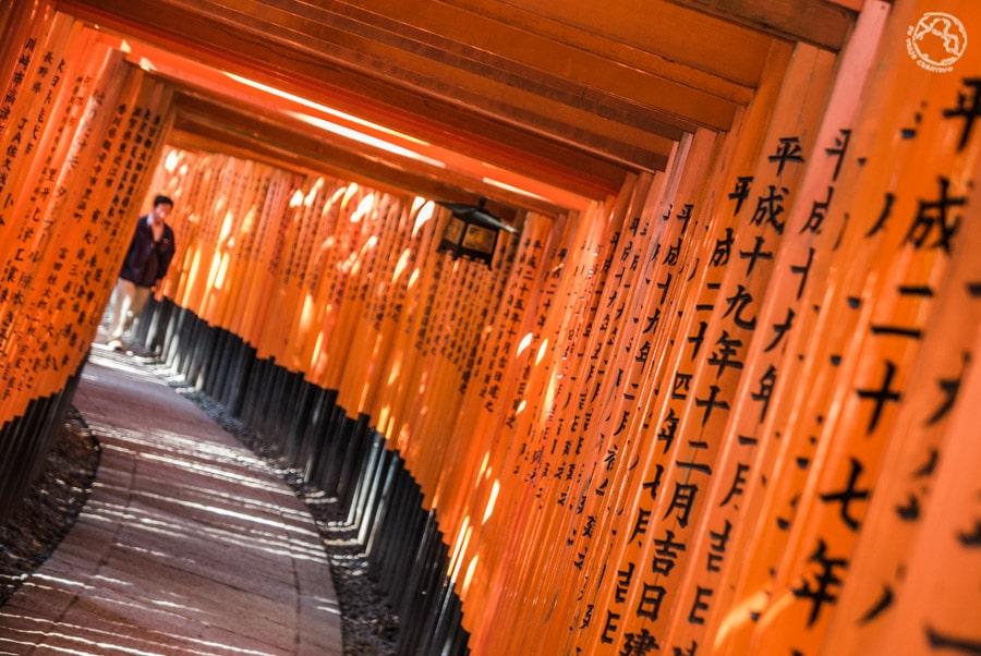 Fushimi Inari Taisha qué ver en Kioto