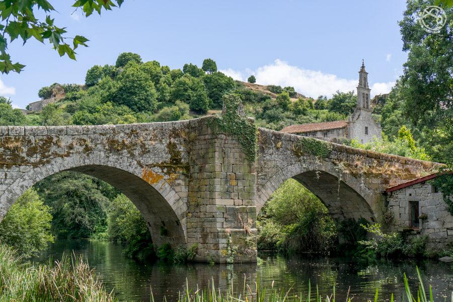 Que ver en Ourense. Puente románico de Allariz