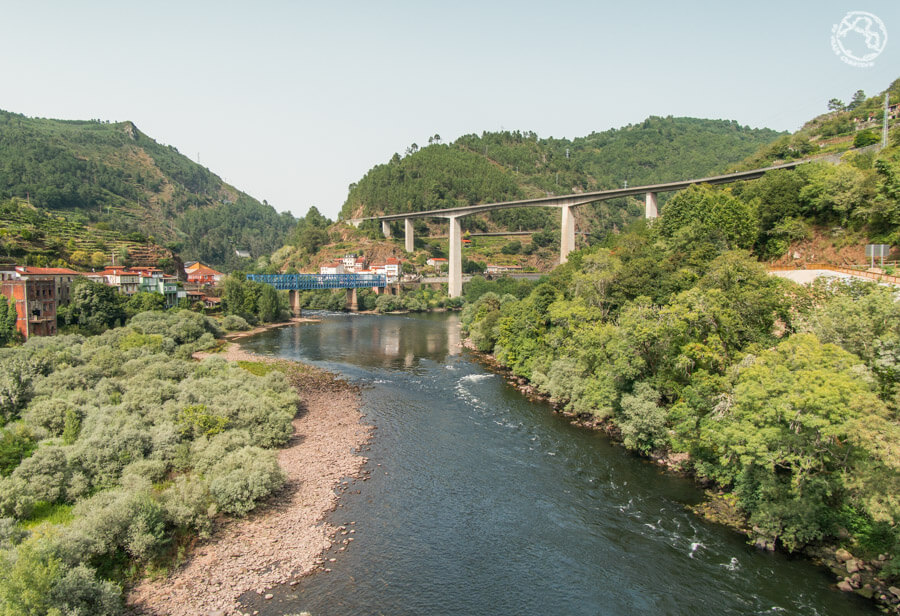 Río Sil y río Miño