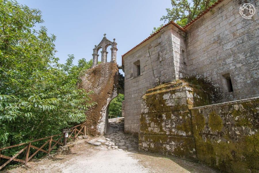 Monasterio de San Pedro de Rocas, Ribeira Sacra