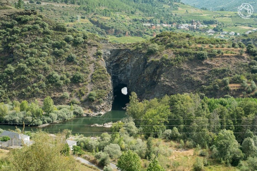 Túnel romano Montefurado Lugo