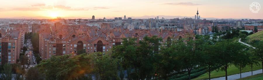 Mejor mirador de Madrid