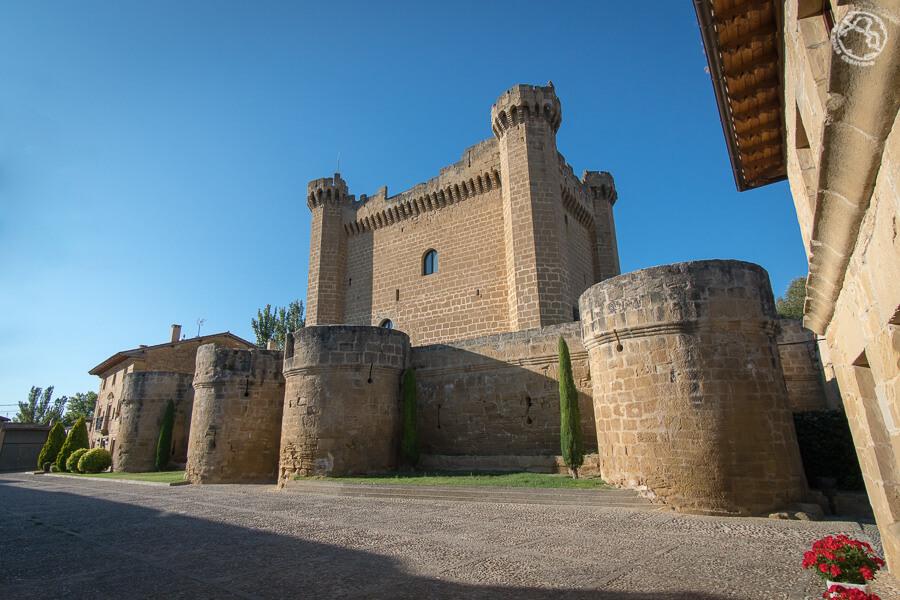 Sajazarra, uno de los pueblos más bonitos de España, en la Rioja