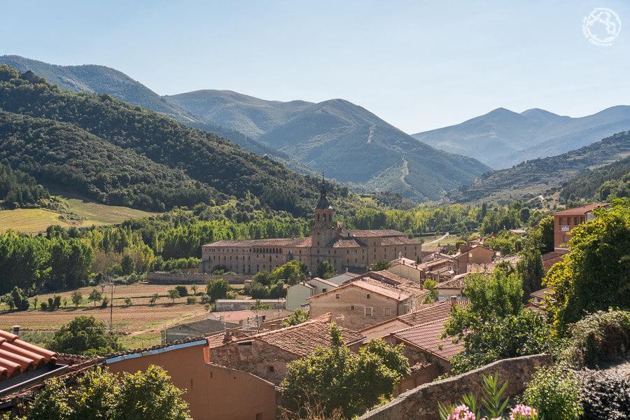 San Millán de la Cogolla, monasterio de Yuso