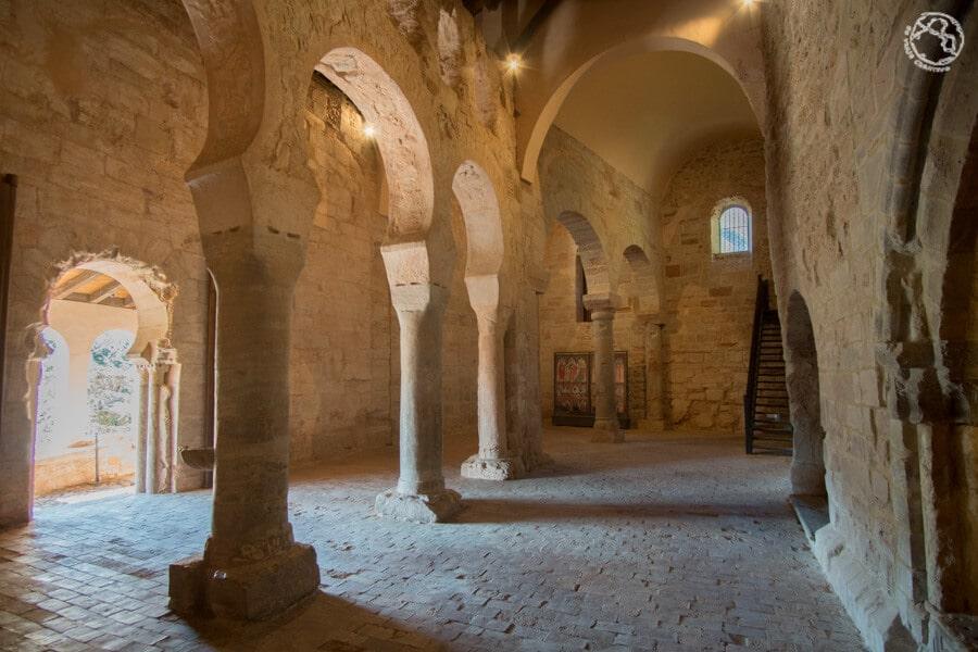 Que ver en La Rioja, monasterio de Suso