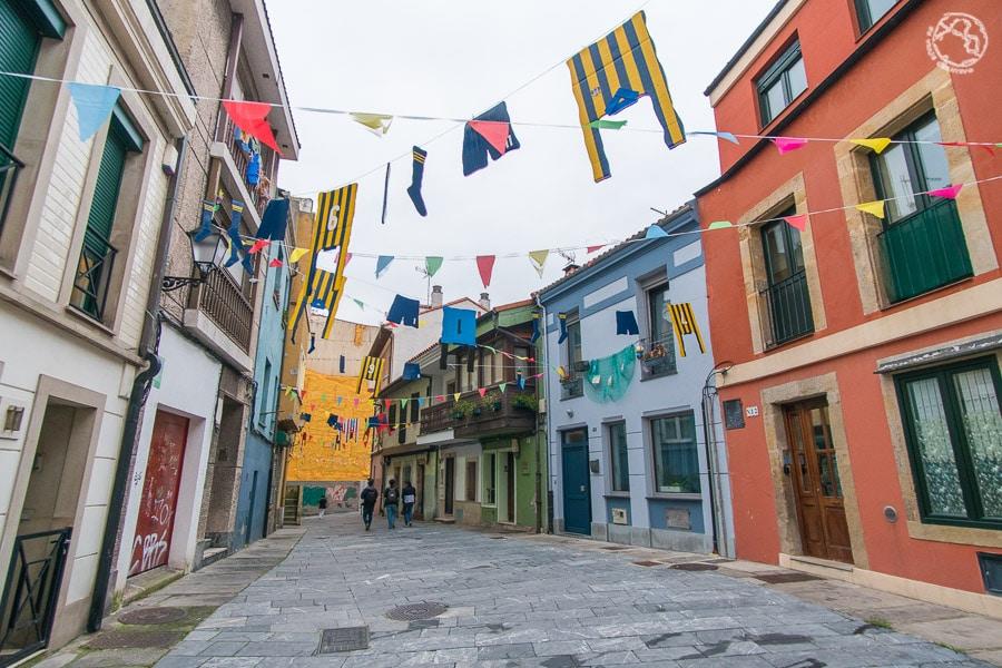 Barrio de Cimavilla, Gijón. Fiestas de Gijón