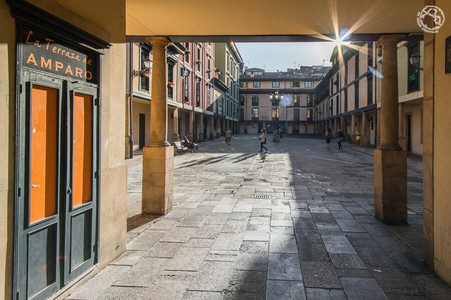 Plaza del Fontán, Qué hacer en Oviedo