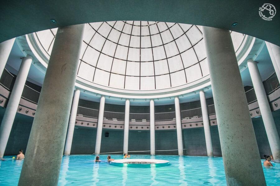 Centro termal Aquaxana: las Caldas