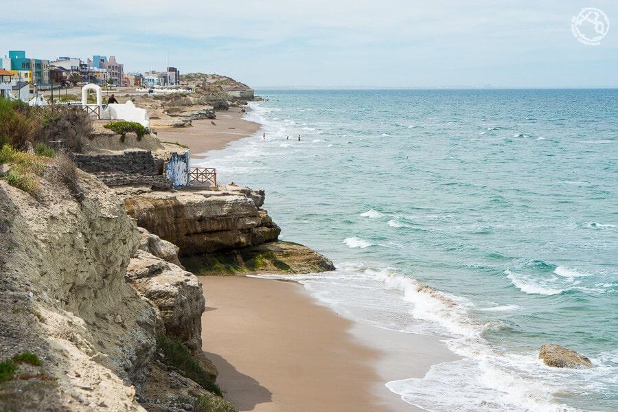 Las Grutas y sus playas