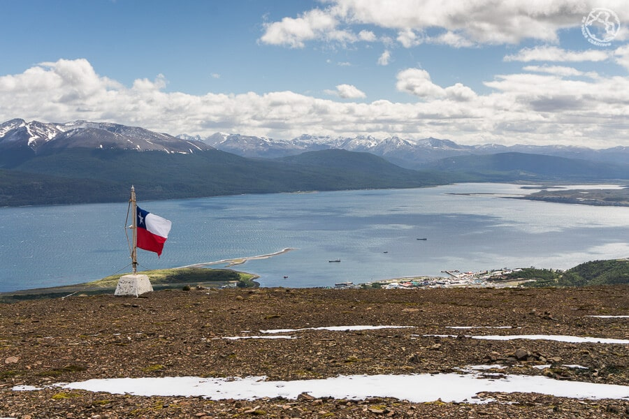 Cerro Bandera Dientes de Navarino