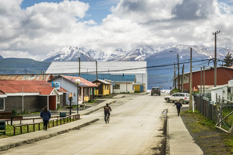 Puerto Williams, en Isla Navarino