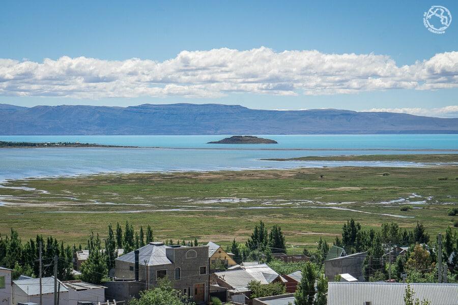 El Calafate y el Perito Moreno