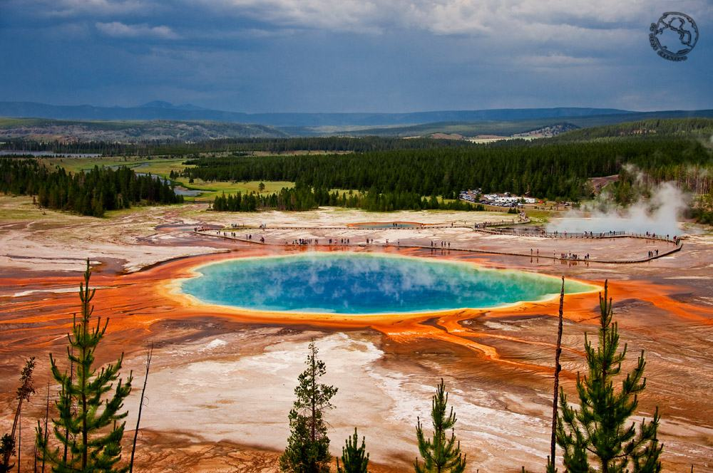 Yellowstone ruta Costa Oeste EEUU
