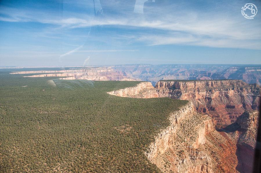 Sobrevolar Gran Cañón en helicóptero