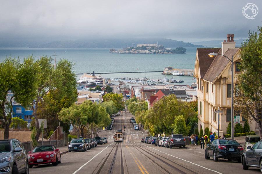 Itinerario Costa Oeste San Francisco