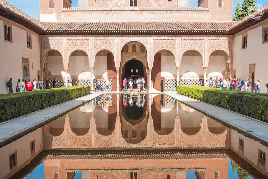 Visita la Alhambra