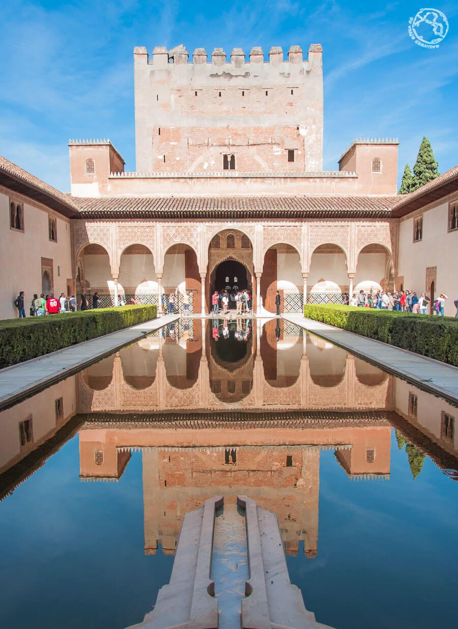 Qué ver en España (Alhambra de Granada)