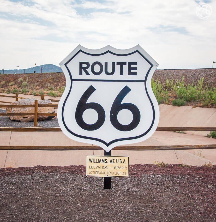 itinerario costa Oeste EEUU