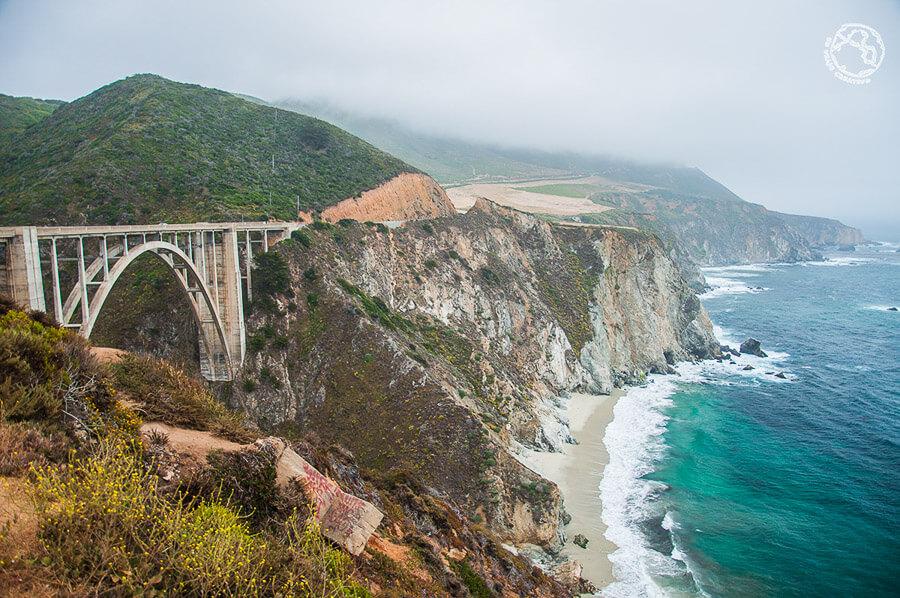 ruta costa Oeste EEUU