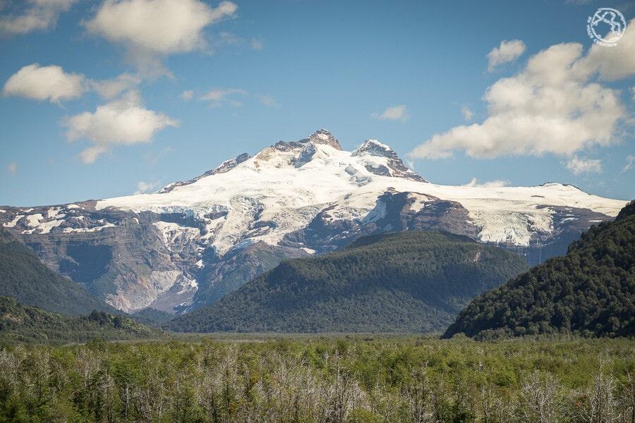 Cerro Tronador, parque Nahuel Huapi