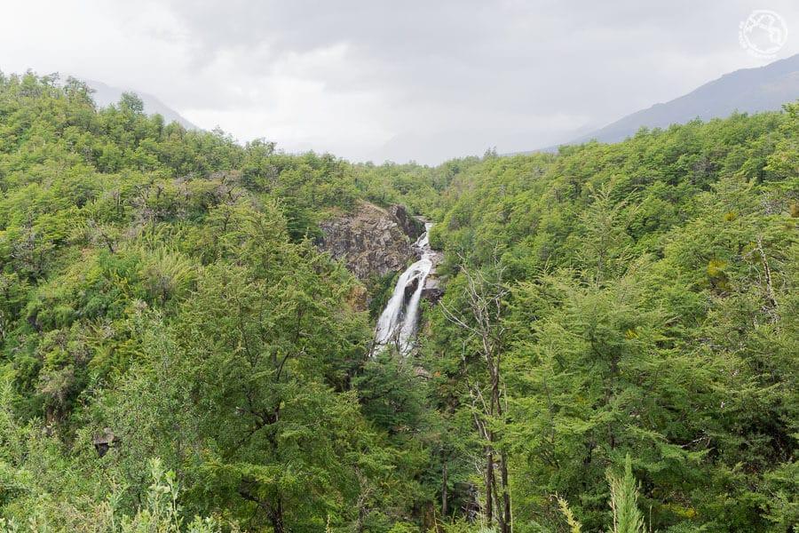 Cascada Vullignanco, Ruta de los 7 lagos