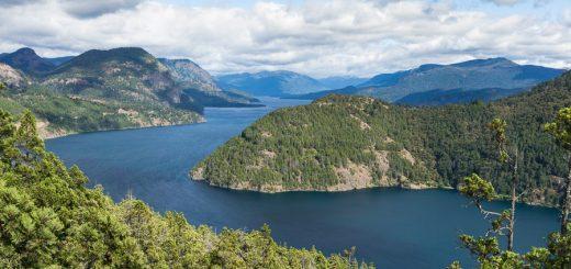 Ruta de los 7 lagos, qué ver