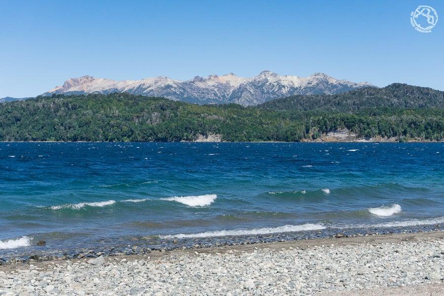 Ruta de los 7 lagos, Villa La Angostura